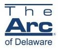 ARC of Delaware organization logo