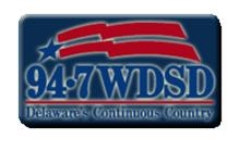 WDSD radio station logo